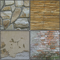 37 Wood, Brick and Concrete Textures - <i>Premium Content</i>