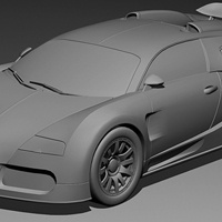 Modeling the Bugatti Veyron – <i>Premium Tutorial</i>