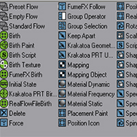 Quick Tip - Nodal Workflow with Particle Flow in 3ds Max