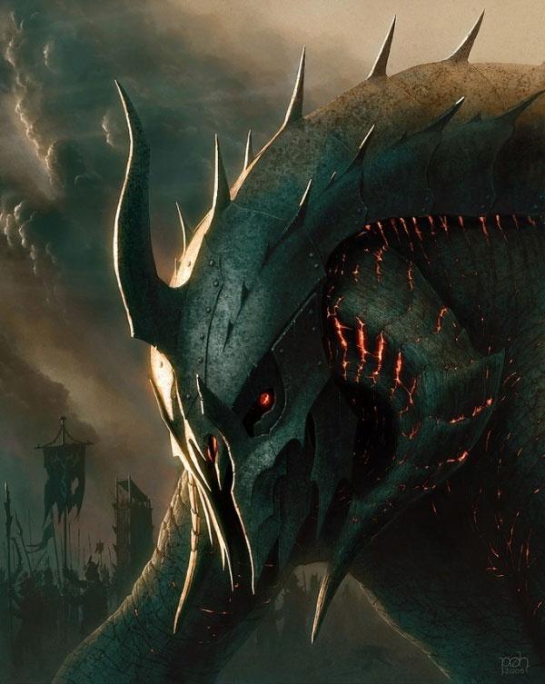 66 imágenes de monstruos
