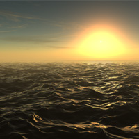 Create a Beautiful Sunset Scene Using Dreamscape and 3ds Max