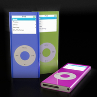 Model, Texture, and Render a Photorealistic Ipod - <i>2 Part Series</i>