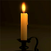How to Create a Realistic Candle Scene with 3ds Max and FumeFX