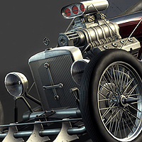 Creating a Next-Gen Video Game Hot Rod - <i>9 Part Series</i>