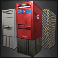 Create a Realistic Looking Mailbox - <i>3 Part Series</i>