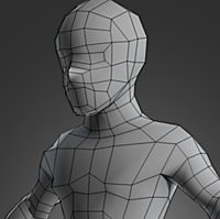Character Modeling in Blender
