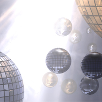 Create an Abstract Disco Ball Scene with Cinema 4D