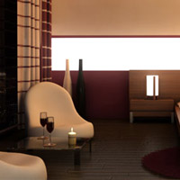 Modelling & Rendering an Interior Scene - <i>2 Part Series</i>